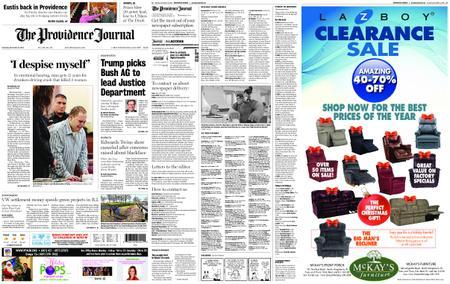 The Providence Journal – December 08, 2018