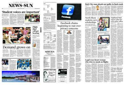 Lake County News-Sun – March 29, 2018