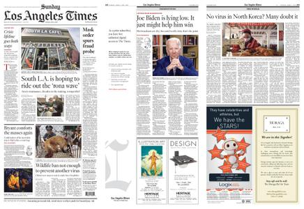 Los Angeles Times – April 05, 2020