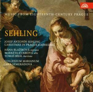 Collegium Marianum - Josef Antonín Sehling: Christmas in Prague Cathedral (2014)
