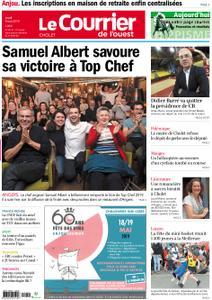 Le Courrier de l'Ouest Cholet – 09 mai 2019