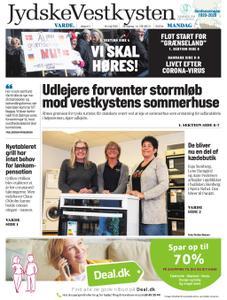 JydskeVestkysten Varde – 18. maj 2020