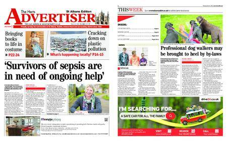 The Herts Advertiser – March 08, 2018