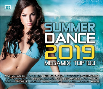 VA - Summerdance Megamix 2019 Top 100 (2019)