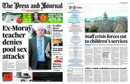 The Press and Journal Moray – March 08, 2018