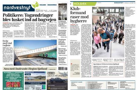 Nordvestnyt Holbæk Odsherred – 25. oktober 2018