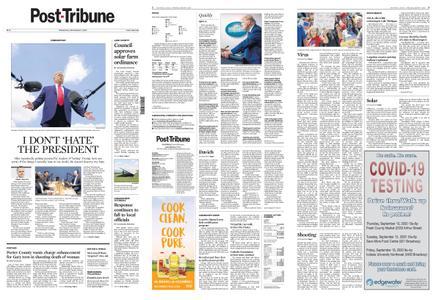 Post-Tribune – September 09, 2020