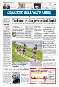 Corriere dell'Alto Adige - 19 Luglio 2018