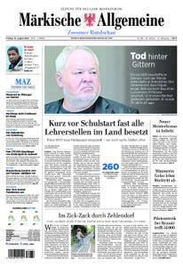 Märkische Allgemeine Zossener Rundschau - 10. August 2018