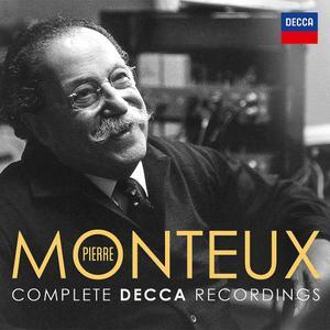 Pierre Monteux - Pierre Monteux: Complete Decca Recordings (24CD Box Set, 2019)