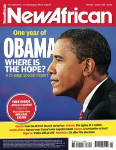 New African - January 2010