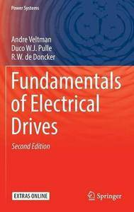 Fundamentals of Electrical Drives, Second Edition