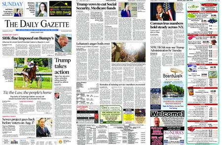 The Daily Gazette – August 09, 2020