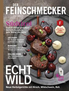 Der Feinschmecker - November 2020