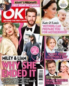 OK! Magazine Australia - July 30, 2018