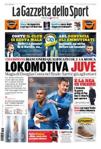 La Gazzetta dello Sport – 07 novembre 2019