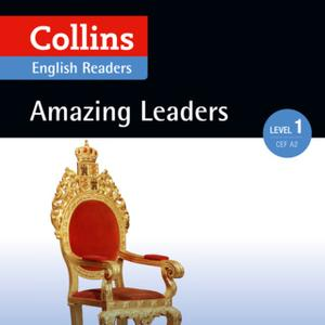 «Amazing Leaders» by Various Authors