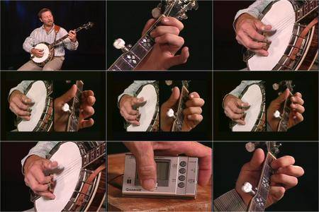 MelBay - First Lessons Banjo (Book + Online Audio/Video)
