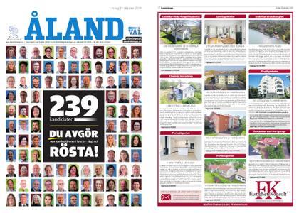 Ålandstidningen – 19 oktober 2019