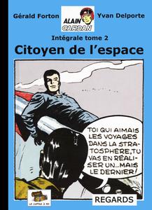 Alain Cardan - Tome 2 - Citoyen de L'espace