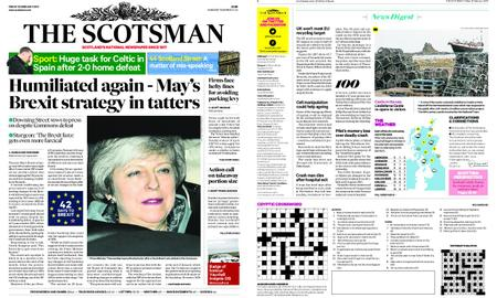 The Scotsman – February 15, 2019