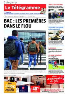Le Télégramme Guingamp – 19 octobre 2019