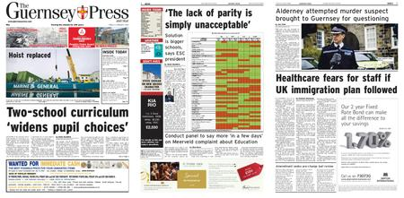 The Guernsey Press – 21 February 2020