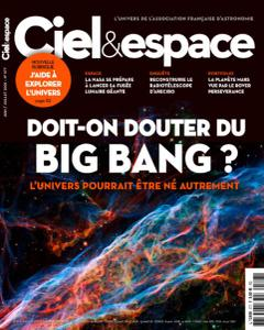 Ciel & Espace - Juin-Juillet 2021