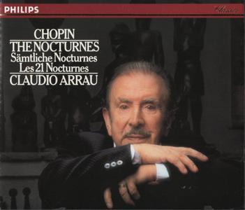 Claudio Arrau - Chopin: Nocturnes (2002)