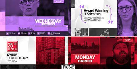 Favorite Event Promo - Project for After Effects (VideoHive)
