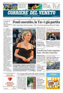 Corriere del Veneto Vicenza e Bassano – 26 luglio 2019