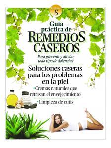 Remedios Caseros – julio 2021