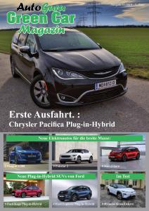 Autoguru Green Car Magazin - Nr.1 2019
