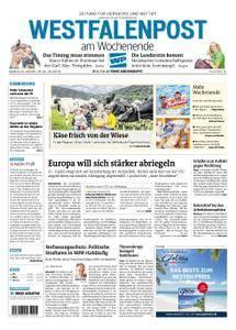 Westfalenpost Wetter - 30. Juni 2018