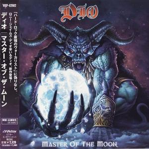 Dio - Master of the Moon (2004) [Japanese Edition]