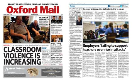 Oxford Mail – January 09, 2020