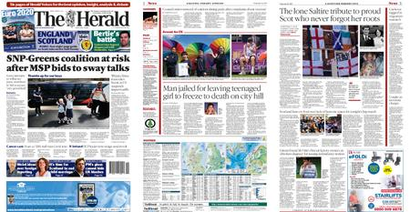 The Herald (Scotland) – June 18, 2021