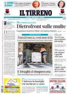 Il Tirreno Livorno - 25 Marzo 2021