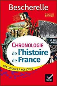 Chronologie de l'histoire de France : Des origines a nos jours [Repost]