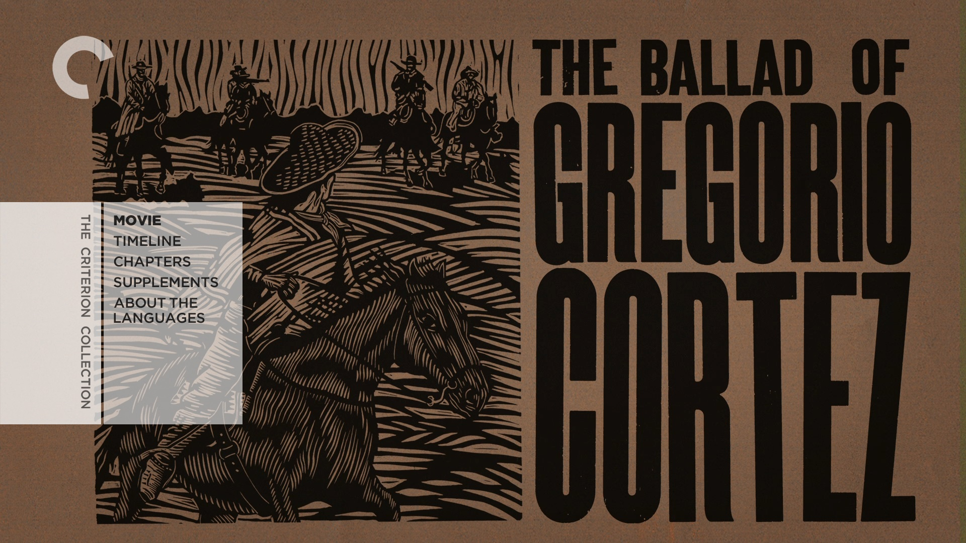 The Ballad of Gregorio Cortez (1982) [Criterion Collection]