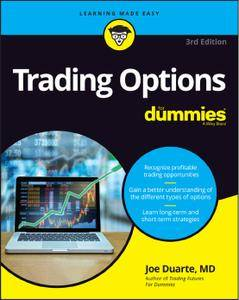 Trading options for dummies pdf