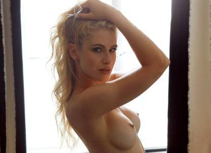 Lea Gotz - German Playmate of the Month for November 2016 (video 2)
