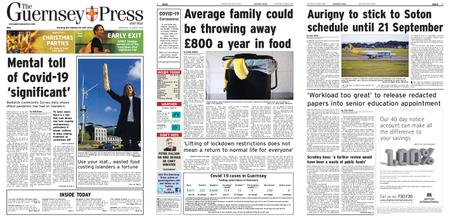 The Guernsey Press – 12 August 2020