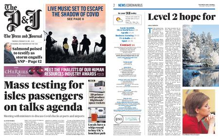 The Press and Journal North East – February 25, 2021