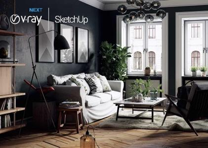 Chaos Group V-Ray Next, Hotfix 1 (Build 4.00.02) for SketchUp