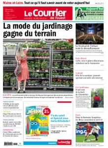 Le Courrier de l'Ouest Angers – 20 juin 2021
