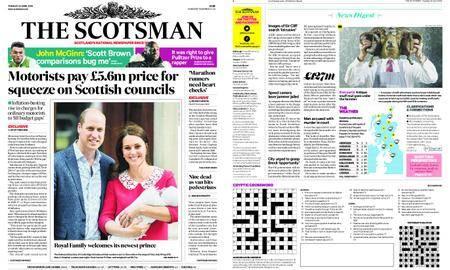 The Scotsman – April 24, 2018