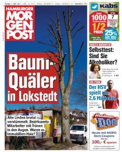 Hamburger Morgenpost - 2 April 2019