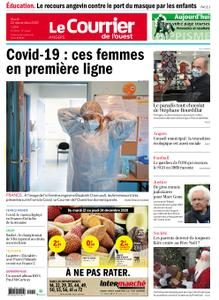 Le Courrier de l'Ouest Angers – 22 décembre 2020
