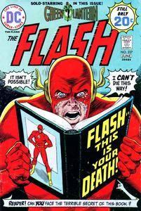 The Flash v1 227 1974